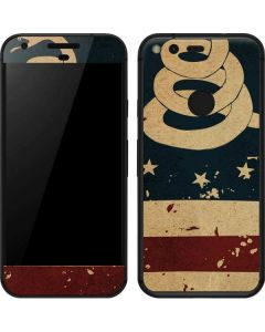 Dont Tread On Me American Flag Google Pixel Skin