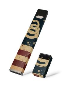 Dont Tread On Me American Flag Juul E-Cigarette Skin