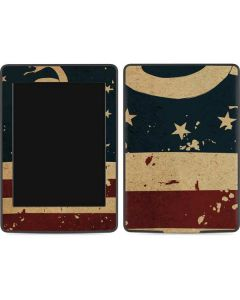 Dont Tread On Me American Flag Amazon Kindle Skin