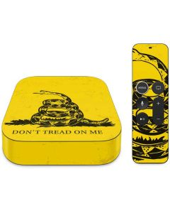 Dont Tread On Me Apple TV Skin
