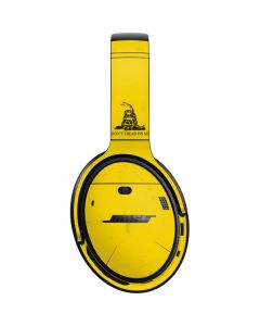 Dont Tread On Me Bose QuietComfort 35 II Headphones Skin