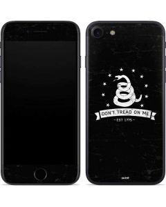 Dont Tread On Me Est 1775 iPhone 7 Skin