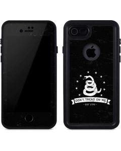 Dont Tread On Me Est 1775 iPhone 7 Waterproof Case