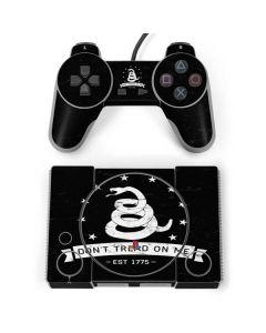 Dont Tread On Me Est 1775 PlayStation Classic Bundle Skin