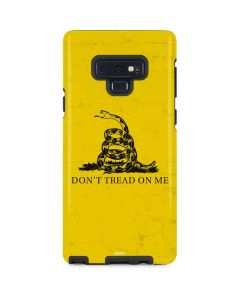 Dont Tread On Me Galaxy Note 9 Pro Case