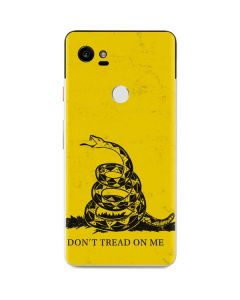 Dont Tread On Me Google Pixel 2 XL Skin
