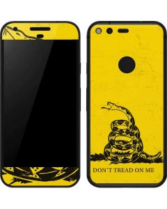 Dont Tread On Me Google Pixel Skin
