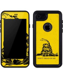 Dont Tread On Me iPhone 7 Waterproof Case