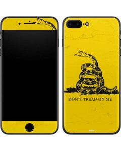 Dont Tread On Me iPhone 8 Plus Skin