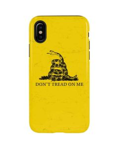 Dont Tread On Me iPhone X Pro Case