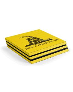 Dont Tread On Me PS4 Pro Console Skin