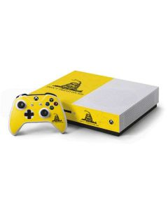 Dont Tread On Me Xbox One S Console and Controller Bundle Skin