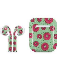Donuts Apple AirPods Skin