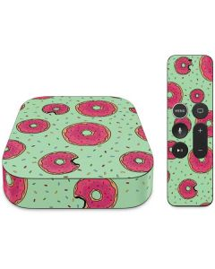 Donuts Apple TV Skin