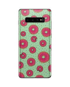 Donuts Galaxy S10 Plus Skin