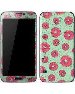 Donuts Galaxy S5 Skin