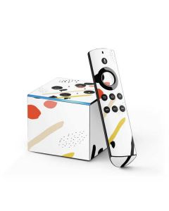Dots and Dashes Fire TV Cube Skin