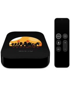 Dragon Ball Z Combat Apple TV Skin