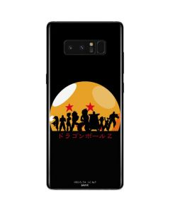 Dragon Ball Z Combat Galaxy Note 8 Skin