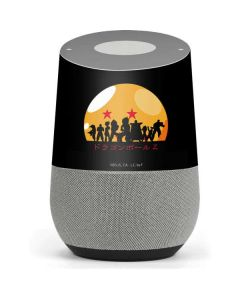 Dragon Ball Z Combat Google Home Skin