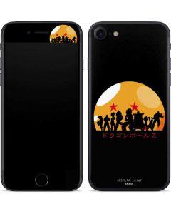 Dragon Ball Z Combat iPhone 7 Skin