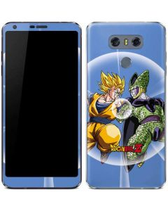 Dragon Ball Z Goku & Cell LG G6 Skin