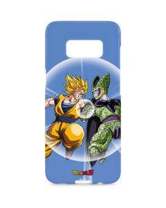 Dragon Ball Z Goku & Cell Galaxy S8 Plus Lite Case