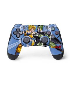 Dragon Ball Z Goku & Cell PS4 Controller Skin