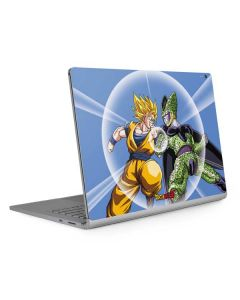 Dragon Ball Z Goku & Cell Surface Book 2 13.5in Skin