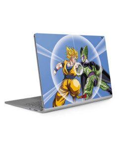 Dragon Ball Z Goku & Cell Surface Book 2 15in Skin
