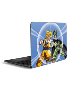 Dragon Ball Z Goku & Cell Zenbook UX305FA 13.3in Skin