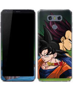 Dragon Ball Z Goku & Vegeta LG G6 Skin