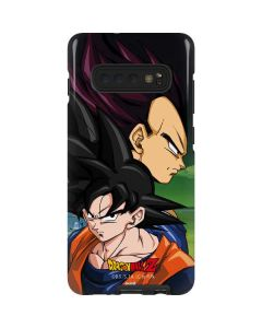 Dragon Ball Z Goku & Vegeta Galaxy S10 Plus Pro Case
