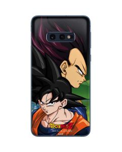 Dragon Ball Z Goku & Vegeta Galaxy S10e Skin