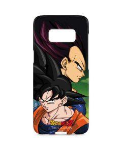 Dragon Ball Z Goku & Vegeta Galaxy S8 Plus Lite Case