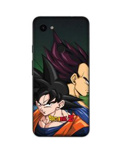Dragon Ball Z Goku & Vegeta Google Pixel 3a Skin