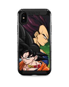 Dragon Ball Z Goku & Vegeta iPhone X Cargo Case