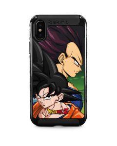 Dragon Ball Z Goku & Vegeta iPhone XS Cargo Case