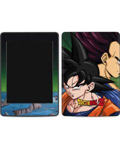 Dragon Ball Z Goku & Vegeta Amazon Kindle Skin