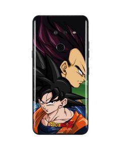 Dragon Ball Z Goku & Vegeta LG G8 ThinQ Skin