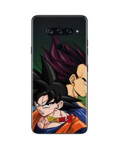 Dragon Ball Z Goku & Vegeta LG V40 ThinQ Skin