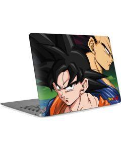 Dragon Ball Z Goku & Vegeta Apple MacBook Air Skin