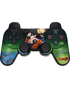 Dragon Ball Z Goku & Vegeta PS3 Dual Shock wireless controller Skin