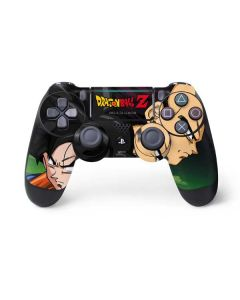 Dragon Ball Z Goku & Vegeta PS4 Pro/Slim Controller Skin