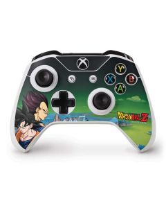 Dragon Ball Z Goku & Vegeta Xbox One S Controller Skin