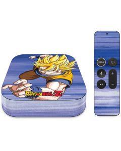 Dragon Ball Z Goku Apple TV Skin