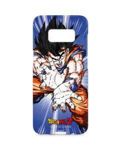 Dragon Ball Z Goku Blast Galaxy S8 Plus Lite Case