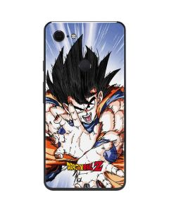 Dragon Ball Z Goku Blast Google Pixel 3 XL Skin