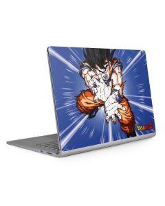 Dragon Ball Z Goku Blast Surface Book 2 15in Skin