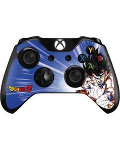 Dragon Ball Z Goku Blast Xbox One Controller Skin